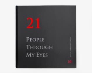 Umberto Pellizzon - People Through My Eyes